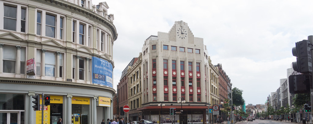 Sinclairs Department Store, Royal Avenue, Belfast [Completed 1935] REF-103042