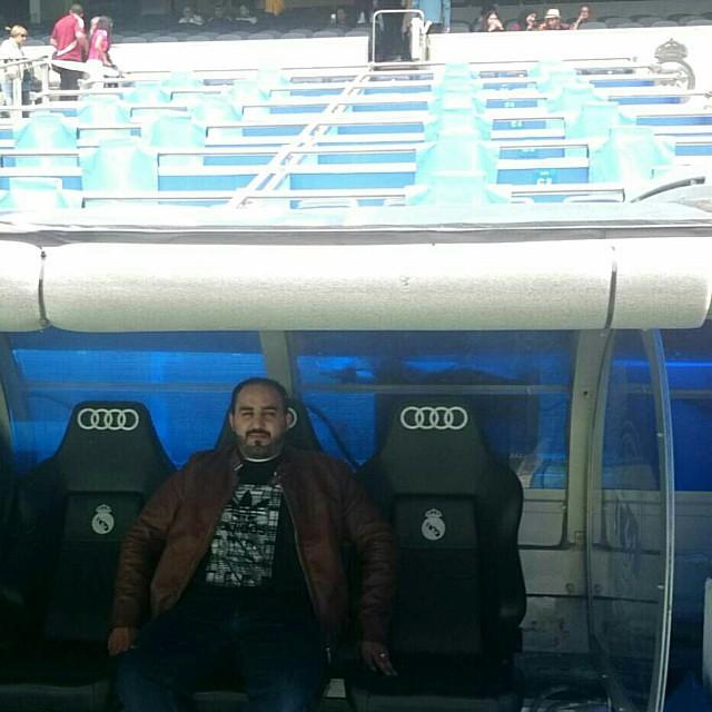 من دكة بدلاء لاعبي ريال مدريد 🎇 انشلوتي توهق ودعاني لاصحح الاوضاع 😀 مو#تصويري #ريال_مدريد #hala_madrid #madridista #madridistasksa #real_madrid #championsleague