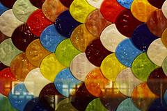 autorretrato - self-portrait (maotaola) Tags: abstracto colores muro cerámica colorwall colourfull multicoloured