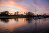 Sunset Boats (juliereynoldsphotography) Tags: sunset museum reflections boats catalyst widnes canon6d juliereynolds juliereynoldsphotographycouk