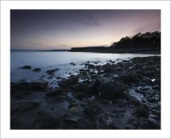 LAST LIGHT, DYSART (SwaloPhoto) Tags: light coast scotland rocks fuji fife coastal northsea firthofforth gloaming estuaries dysart bythesea leefilters xe2 fujinonxf14mmf28r