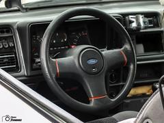 Ford Sierra XR4i (GonzaloFG) Tags: detail slr ford chevrolet car sport skyline honda spain italia nissan evolution ferrari camaro mclaren enzo bmw gto jaguar mustang m3 ducati audi lamborghini rs m6 m5 challenge m4 avant v8 rs2 spotting s2000 e30 nsx gallardo amg drifting rs4 typer gtr trackday murcielago etype quattro gt40 f40 r8 f12 rs6 v12 f50 cosworth nismo e46 r34 e36 berlinetta superleggera 458 899 m3csl desmosedici panigale ftype 275gtb rs3 e92 worldcars circuitodeljarama stralade m235i