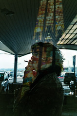 Nicola x Ransom Ashley (ransomashley) Tags: abstract art film boys youth analog portraits vintage photography nicola ashley fine teenagers retro smoking portraiture cigarettes virgins ransom rebels romagnoli