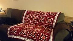 Mandy Mascol (The Crochet Crowd®) Tags: crochet mikey cal divadan crochetalong yarnspirations cathycunningham thecrochetcrowd michaelsellick danielzondervan freeafghanpattern mysteryafghancrochetalong freeafghanvideo caronsimplysoftyarn