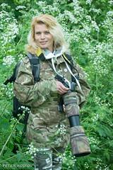 _DSC9554 (Peter Kostov) Tags: portrait woman nature girl forest nikon outdoor wildlife wife tamron