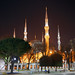 2015-03-30 04-15 Nepal 011 Zwischenstopp Istanbul, Sultan Ahmed Camii (Blaue Moschee)