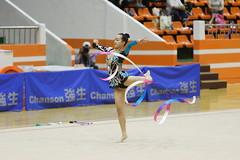 2015.4.19 Rhythmic gymnastics  (Steven Weng) Tags: canon taiwan gymnastics taipei rhythmic  eos1d2