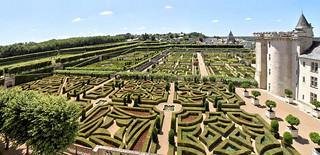 Les jardins exceptionnels de Villandry