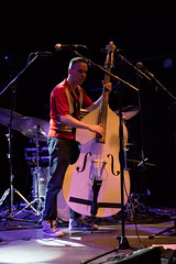 Daniel Meade and the Flying Mules-16 (redrospective) Tags: people music london musicians concert live gig bassist instruments doublebass musicphotography o2shepherdsbush markferrie 20160715 danielmeadeandtheflyingmules
