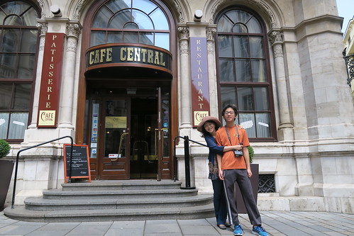 160712 Vienna: Central Cafe