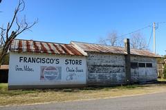 Francisco's Store (jschumacher) Tags: virginia beaverdam beaverdamvirginia ghostsign