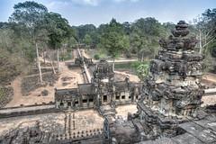 Bauphon Temple (ruminate) Tags: siemreap cambodia temple khmer seasia nikon nikond90 travel bauphon angkorthom