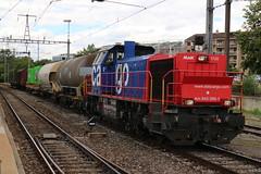 CFF SBB FFS/Cargo (limaramada) Tags: cargo ffs nyon cffsbb