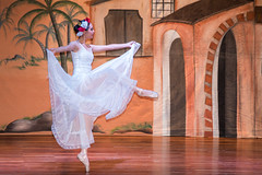 Ballet (lfbc) Tags: roja ballet clasico dress white dance art nikon d750 70300 performance dancer classic