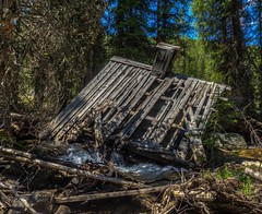 This #old #abandoned building had collapsed into the stream. #explorediscovershare #Olympus #olympusomd #mirrorlesscamera #mirrorless #hdr #Coolidge #montana #flickr #picofthedays #rurex #ruralexploration #rustic_world (explorediscovershare) Tags: instagram this old abandoned building had collapsed stream explorediscovershare olympus olympusomd mirrorlesscamera mirrorless hdr coolidge montana flickr picofthedays rurex ruralexploration rusticworld