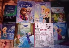 Books (AngelShizuka) Tags: anna dutch book frozen princess sofia harry potter first books disney queen merchandise merch nederlands elsa