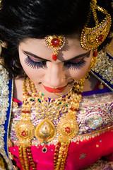    A Bride    (NahidHasan95) Tags: indoor light wedding bride bangladesh muslim close dof