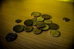 Coins (Noelgar99) Tags: 124 124365 365days black white blue sable saber foto fotografia photo photography natural naturaleza city sabadell