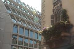 Palazzo Feltrinelli & Trattoria della Pesa, Milano, Italia (B Plessi) Tags: feltrinelli milano milan italia architecture trattoria pesa piazza baiamonti via pasubio porta volta bastioni luce sole sun soleil