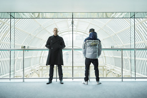 The synthpop duo take over the Royal Opera House for a four-day residency.