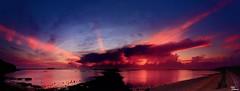 (Clonedbird  & Iris ) Tags:             sunrise penghu tide rock island   landscape 2016 taiwan nikon d810
