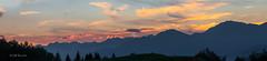Alpe del Tiglio Sunset (Lollo Riva) Tags: pano panoramica sunset tramonto ticino switzerland sky cielo cardada clouds alpedeltiglio