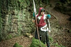 Dragon Age - The Secret Forest Photoshoot (QuietRiotify) Tags: forest grey king silent dragon grove cosplay citadel secret age demon despair warden alistair inquisition isabela origins cosplayers morrigan merril yvanna varic inquistior