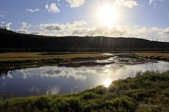 Sun Reflection (woodysmith4341) Tags: sun reflection rays