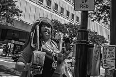 Market Street East, 2016 (Alan Barr) Tags: philadelphia 2016 marketstreet marketstreeteast marketeast street sp streetphotography streetphoto blackandwhite bw blackwhite mono monochrome candid people fujifilm x70