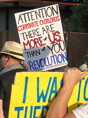 IMG_1563 (Becker1999) Tags: dnc philadelphia democraticconvenion protest bernie bernieorbust democracy 2016 rollcall vote wellsfargo wellsfargocenter