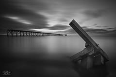 The Clump (Steve Clasper) Tags: longexposure steveclasper northeast northern north uk steetleypier hartlepool pier wood posts steetley coast coastal nd110