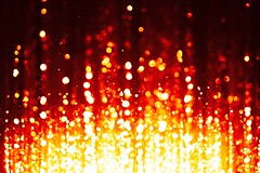 Abstract lights like fire background (lisame0511) Tags: lights red fire metallic light sparkle glow blurred effect festive blur glamour defocused celebration backdrop beautiful blurry glittering soft circles glimmer luxury sparkling fantasy yellow unitedstatesofamerica