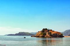 Summer in Montenegro (german_long) Tags: summer montenegro svetistefan island