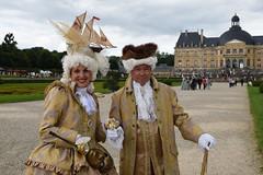 Vaux-le-Vicomte, Journe Grand-Sicle 2016 (Micleg44) Tags: vauxlevicomte maincy seineetmarne iledefrance france chteau piquenique djeuner grandsicle 2016 portrait costume