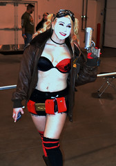 Motor City Comic Con 2016 (Vinny Gragg) Tags: costume costumes cosplay dccomics dc harleyquinn prettygirls prettywoman sexywoman girl girls superheroes superhero comics comicbooks comicbook villian villians supervillian supervillians motorcitycomiccon novimichigan novi michigan comiccon motorcitycomicsconventions suburbancollectionshowplace motorcitycomiccon2016