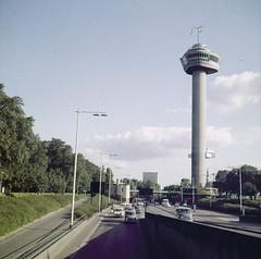 67: Rotterdam Euromast 1959 (Steenvoorde Leen - 1.9 ml views) Tags: rotterdam euromast 1959