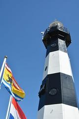 Vuurtoren (Omroep Zeeland) Tags: vuurtoren breskens vlag zeeuwsvlaamsevlag