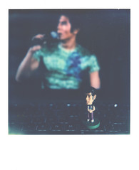 Live on Stage in Concert 2001 (Walkman & Robin) Tags: polaroid  tip color70 gtx970 slr670m aaronkwok  impossible film