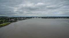 High tide on the River Mersey (sammys gallery) Tags: runcorn england unitedkingdom gb