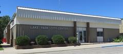 Lake Park, Minnesota City Center (courthouselover) Tags: minnesota mn cityhalls beckercounty lakepark