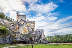 Chateau de Commarque - Perigord (gcmdmedlu) Tags: perigord chateau commarque castles palaces manorhouses statelyhomes cottages