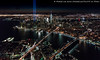 Aerial Tribute in Light - 9/11/16 (DSC09532-Edit) (Michael.Lee.Pics.NYC) Tags: newyork aerial helicopter tributeinlight 2016 911 onewtc worldtradecenter brooklynbridge manhattanbridge eastriver dumbo lowermanhattan night cityscape flynyon sony a7rm2 fe2470mmgm