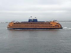 Staten Island ferry (yosoyviajadora) Tags: medios de transporte viajes transportation travel staten island ferry ny nueva york new