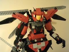 Draconis2 (DanielBrickSon) Tags: red dragon lego mecha