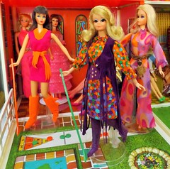 Here's LIVE ACTION P.J. ! (ModBarbieLover) Tags: 1971 action live barbie pj 1972