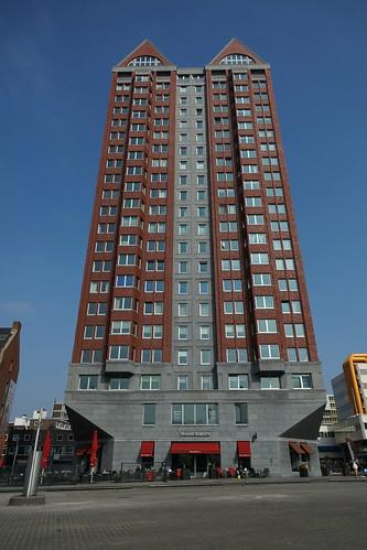 Rotterdam, Markthal