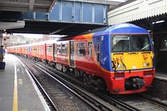 456002 South West Trains (matty10120) Tags: west train scotland south transport first railway trains class 67 sleeper 158 caledonian 456 68 456002