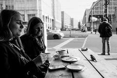 Spring Berlin 2015 (Petr Machan) Tags: bw berlin blackwhite minolta bessa 28mm 100 f28 fomapan mrokkor acufine