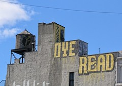 (Goggla) Tags: street new york nyc streetart tower art water les graffiti side east read lower dye