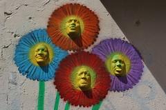 Gregos_7696 rue de Charonne Paris 11 (meuh1246) Tags: streetart paris fleur gregos ruedecharonne paris11